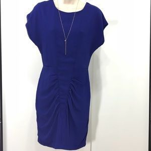 Cobalt blue Silence and Noise cocktail dress